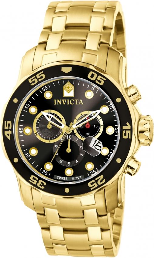 Pro Diver Chronograph Invicta Model 0072